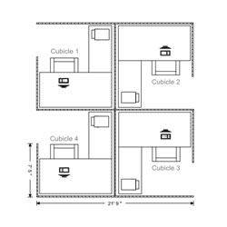 Easy to use floorplans drawing software for Draw office floor plan online free